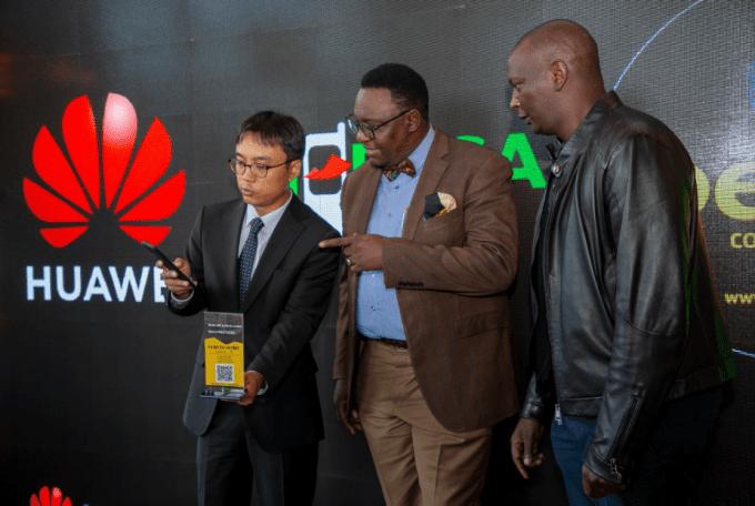 "Safaricom, Huawei Trial ""Scan & Order"" Solution for Restaurants"