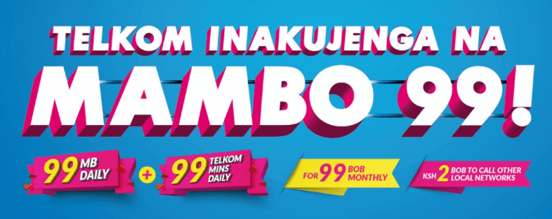 Telkom introduces affordable 'Mambo 99' bundles