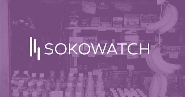 Sokowatch Awarded as Technology Pioneer by World Economic Forum