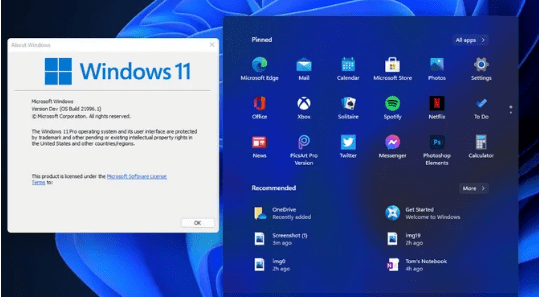Windows 11 on its way features new UI, Start menu, and more