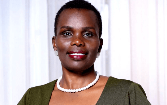 Carol Koech is the Country President for Schneider Electric East Africa