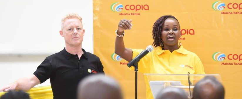 Copia mobile commerce service now in Uganda