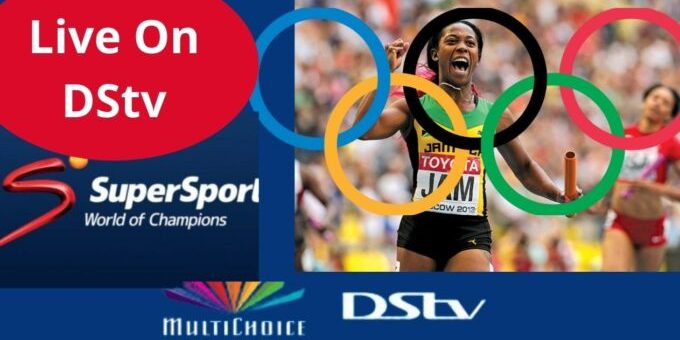How to stream live Olympics Action on DStv and GOtv