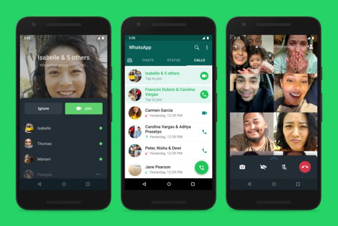 WhatsApp adds new group call feature on the Social App