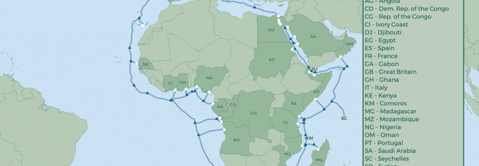 2Africa announces new branches for the Subsea Cable System