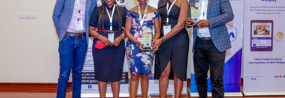 Copia scoops three awards at Kenya E-commerce awards