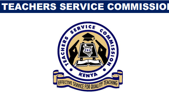 In order to get employment with the Teachers Service Commission, TSC, one has to apply for a TSC number - Registration Certificate.