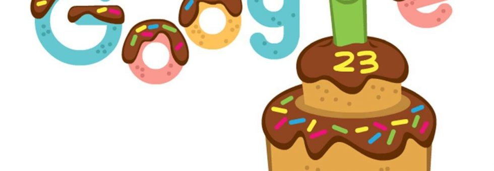 Google is now 23 features animated doodle