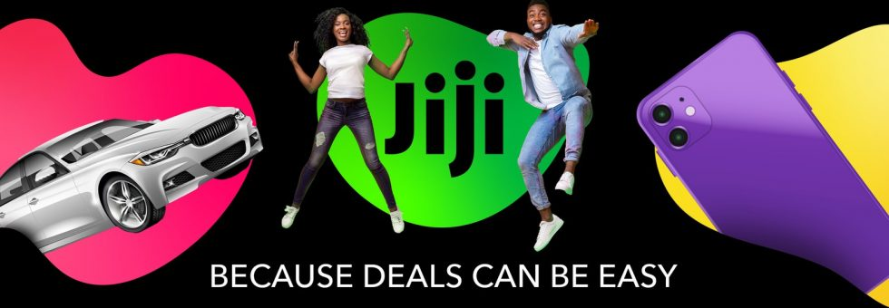 Jiji Africa Rebrands with new design feature and tagline