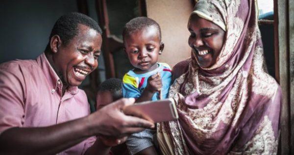 Over Half World's Population Now Using Mobile Internet