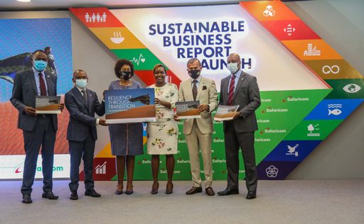 Safaricom named Global Compact LEAD participant for its ongoing commitment to the United Nations Global Compact and its Ten Principles for responsible business