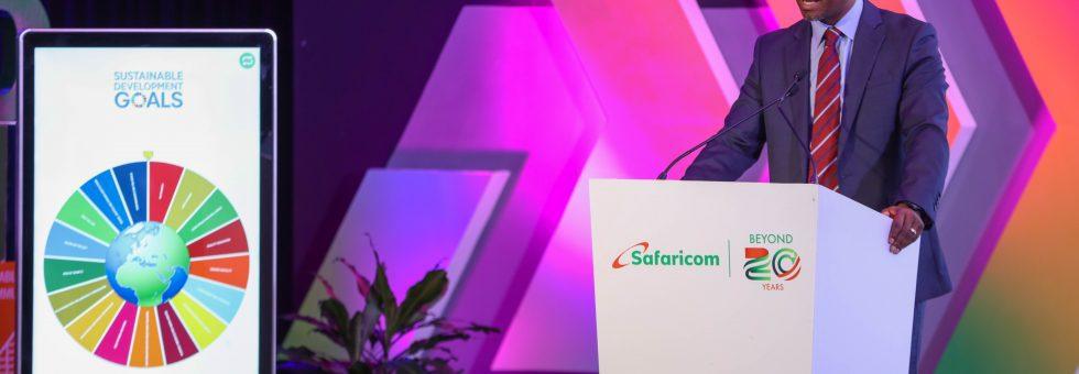 Safaricom's Impact on Society Valued at KES 664 Billion, Generating Over 1 Million Jobs